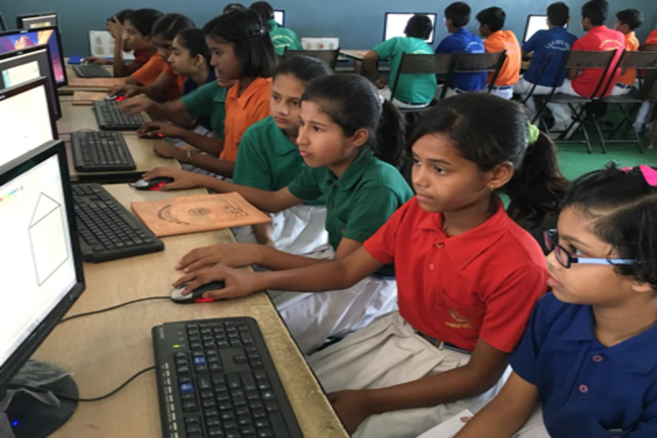 S B P Vidya Vihar-Computer Lab