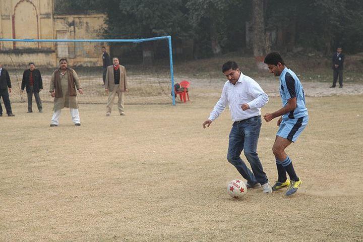 Abhay Pratap Singh International School-Games