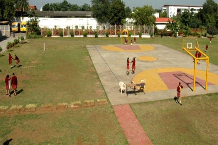 Abhay Pratap Singh International School-Ground