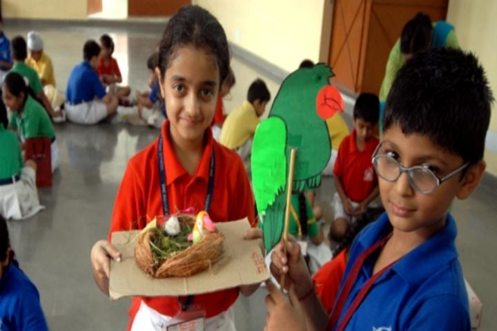 Abhay Pratap Singh International School-Kids