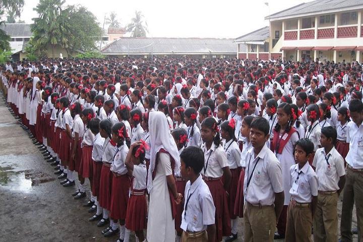 Government Model Senior Secondary School-Assembly