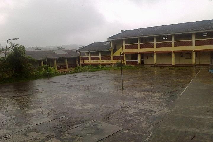 Government Model Senior Secondary School-Campus-View