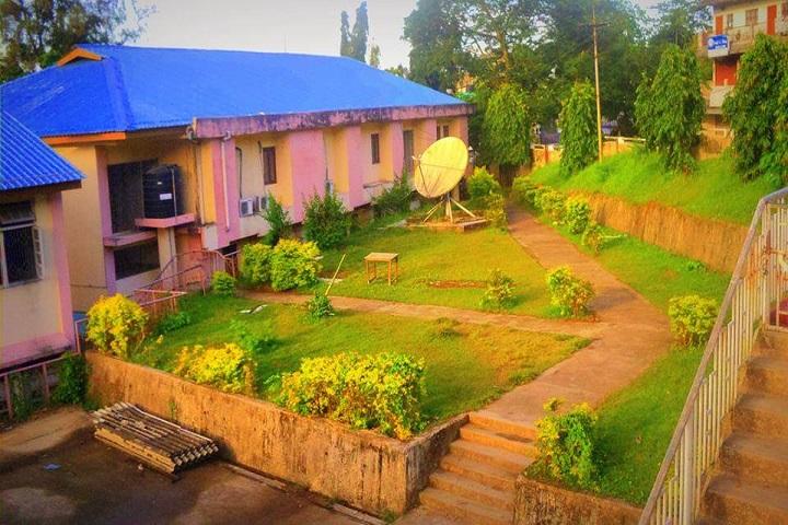 Government Model Senior Secondary School-Garden