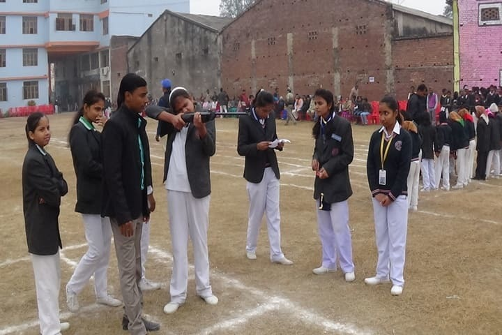 S D V Public School-Sports