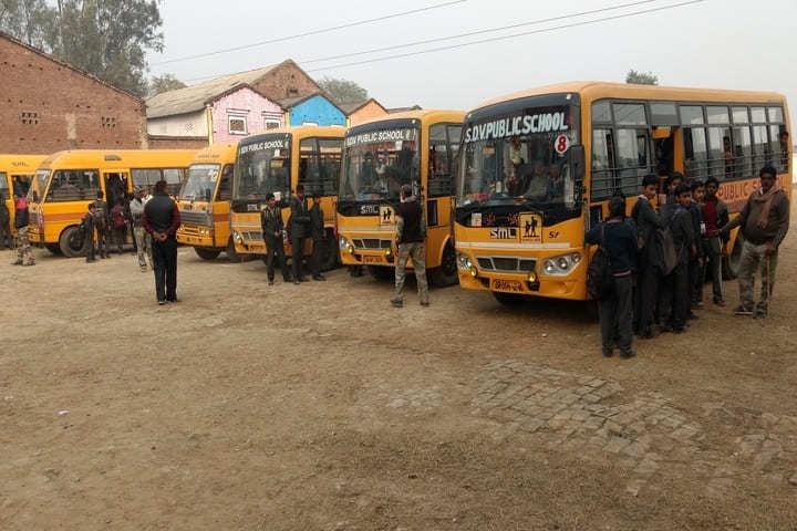 S D V Public School-Transport