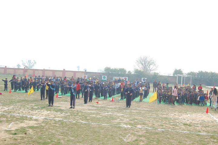 Academic Heights Public School-Sports Day