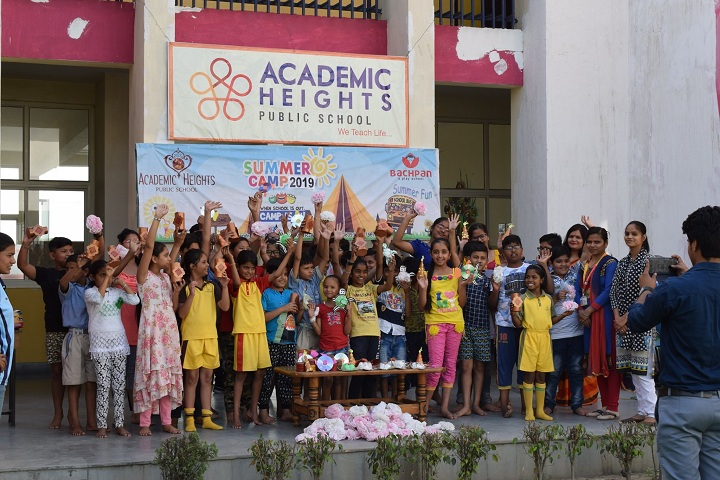 Academic Heights Public School-Summer Camp