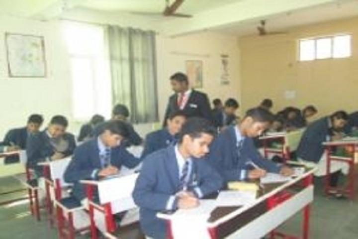 Academic Heights Public School-Classrooms