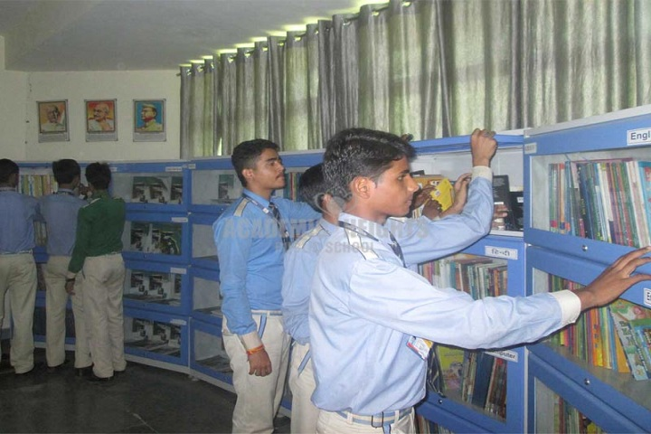 Academic Heights Public School-Library