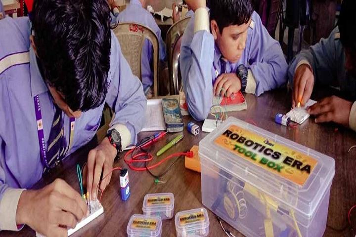 Academic Heights Public School-Robotics Lab