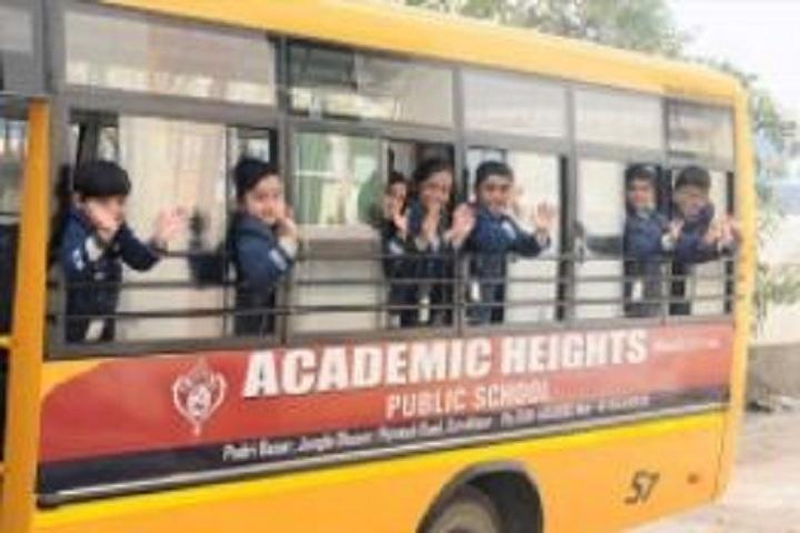 Academic Heights Public School-Transport