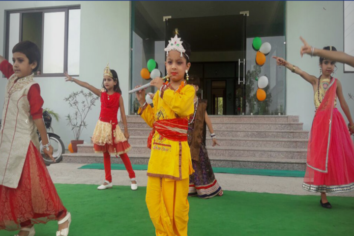 Acme Global School-Festival Celebrations