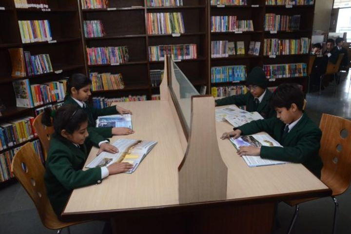 Acme Global School-Library