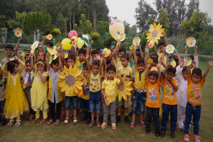 Acme Global School-Yellow Day