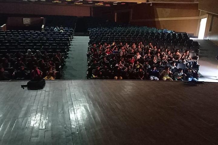 ACN International School-Auditorium