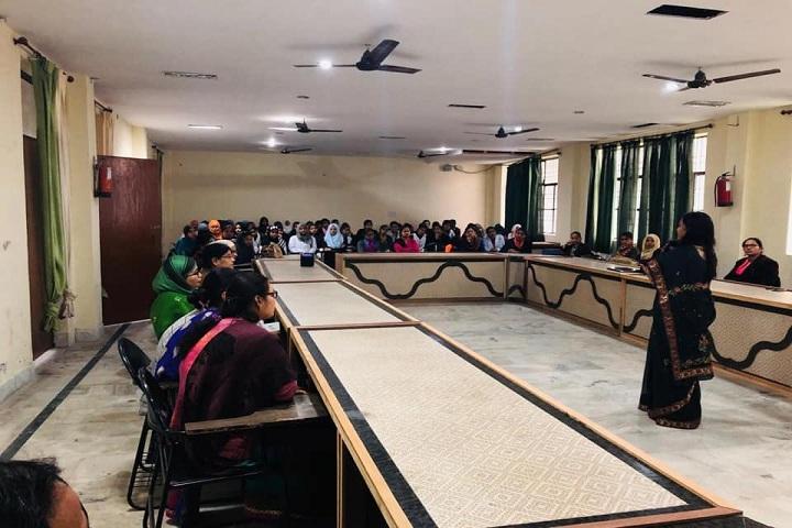 ACN International School-Seminar Hall