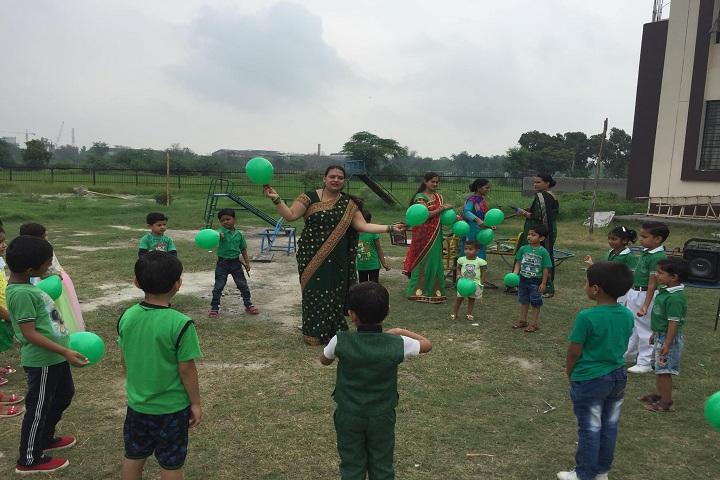 ACN International School-Green Day