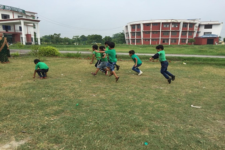 ACN International School-PlayGround