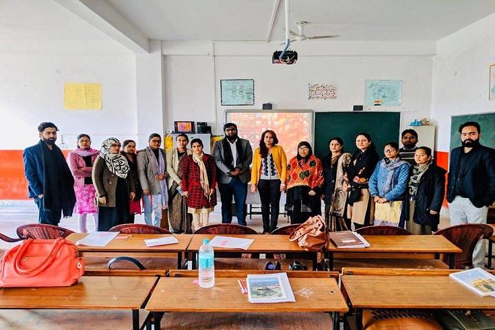 ACN International School-Staff