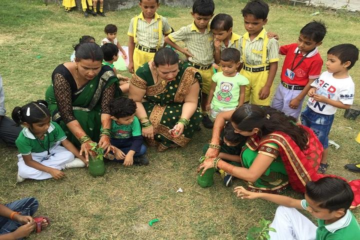 ACN International School-Tree Plantation