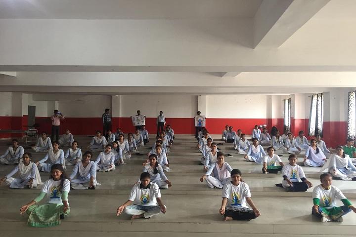 ACN International School-Yoga