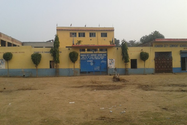 Adarsh City Convent School- School Outlook