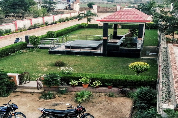 Adarsh Sarovar Public School-Garden