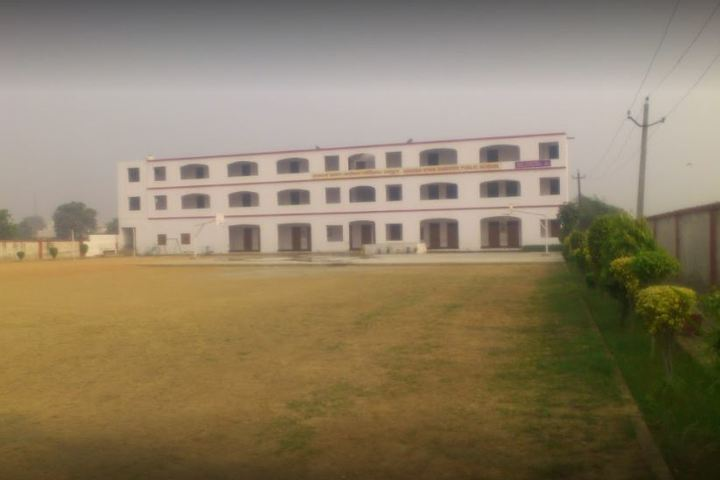 Adarsh Sarovar Public School-School Ground