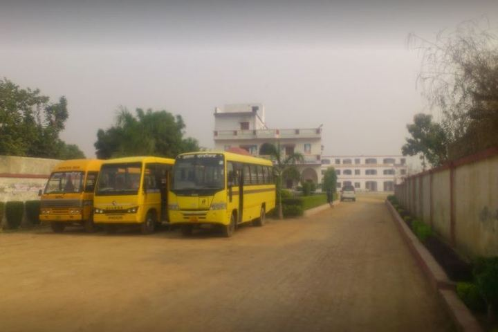 Adarsh Sarovar Public School-Transport