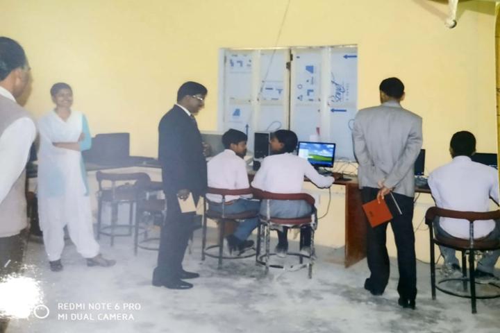 Adarsh Public School-Computer Lab