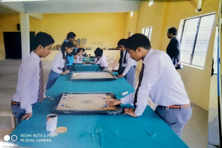 Adarsh Public School-Indoor Games View