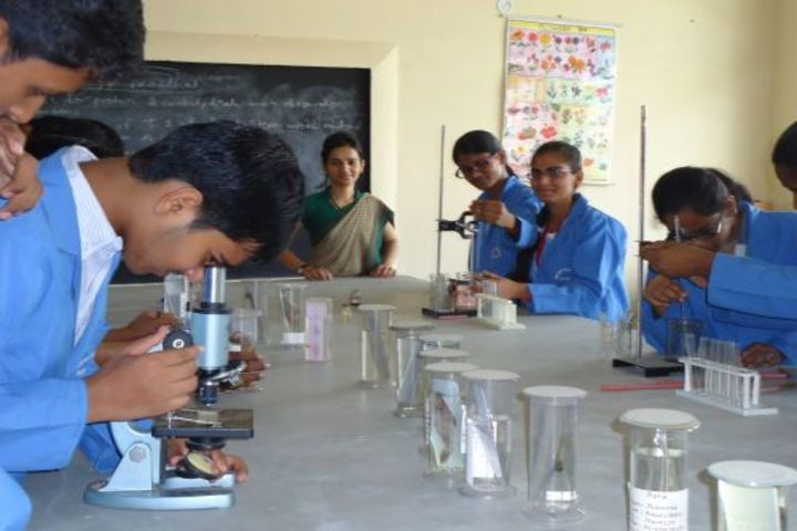 Adarsh Public School-Biology Lab