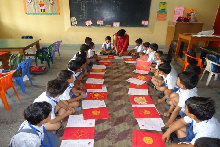 Adarsh Public School-KG Classes