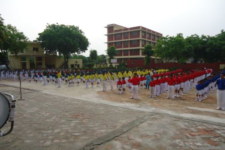 Adarsh Public School-School Ground