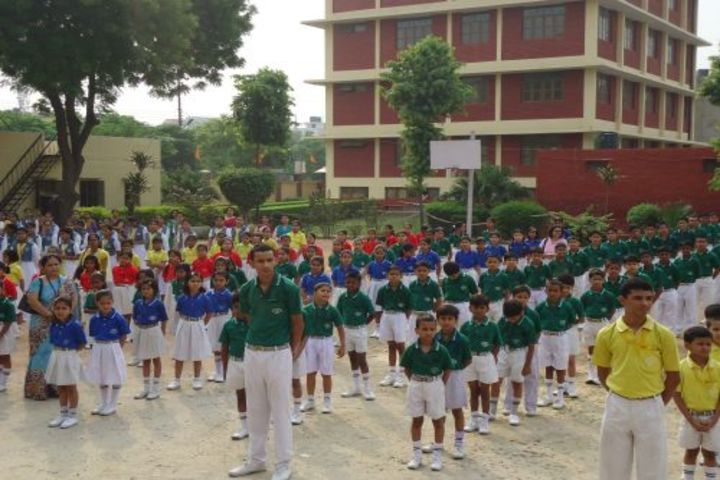 Adarsh Public School-School Prayer