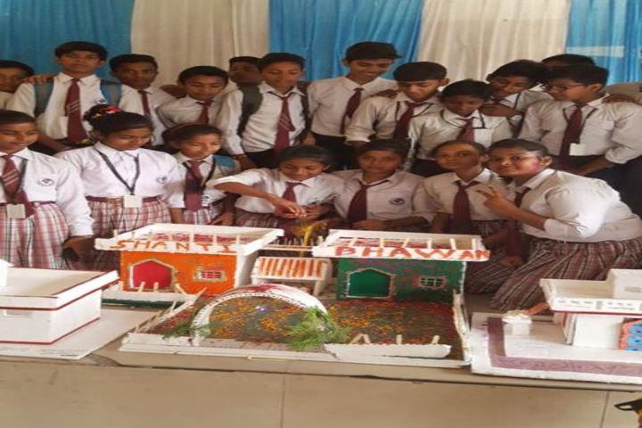S K Mother International School-Arts