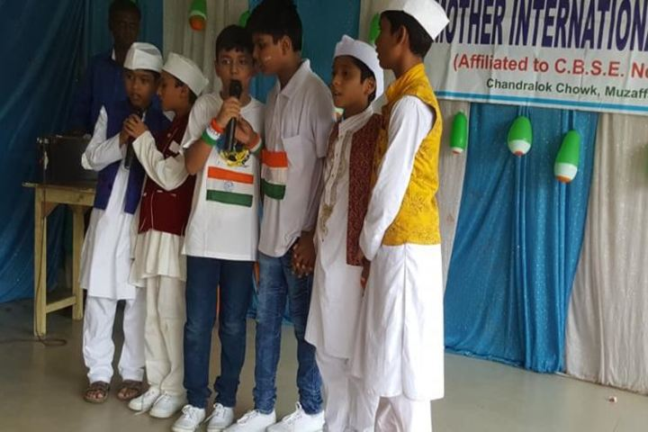 S K Mother International School-Singing