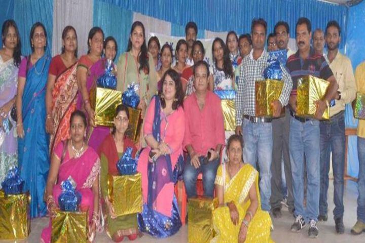 S K Mother International School-Staff