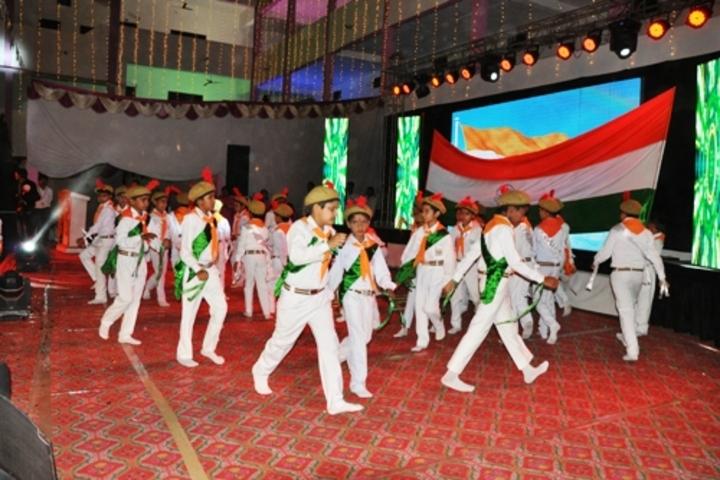 Adarsh Vidya Mandir - Independence Day