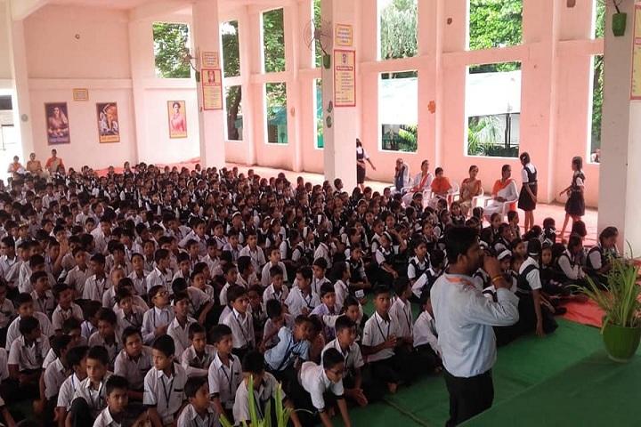 Adarsh Vidya Mandir - Students