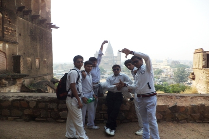 Adarsh Vidya Mandir -Tour