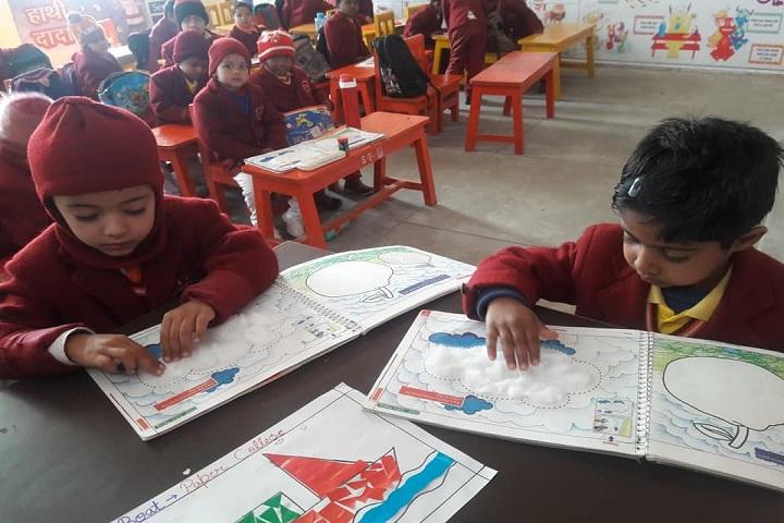 Adi Shakti Ma Pateshwari Public School - Classrooms