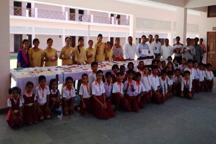 Adi Shakti Ma Pateshwari Public School - Group Activity