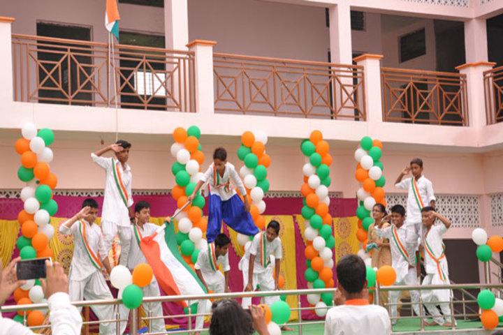 Adi Shakti Ma Pateshwari Public School - Independence Day
