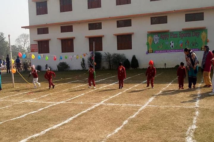 Adi Shakti Ma Pateshwari Public School - Running Competition