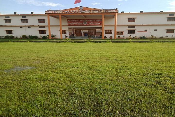 Adi Shakti Ma Pateshwari Public School - School Entrance