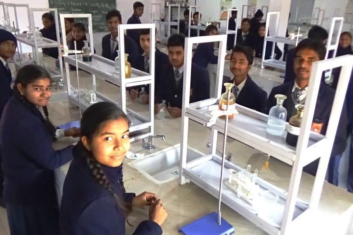 Aditya Public School - Chemistry Lab