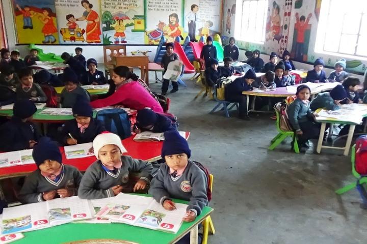 Aditya Public School - Kidzee Classroom
