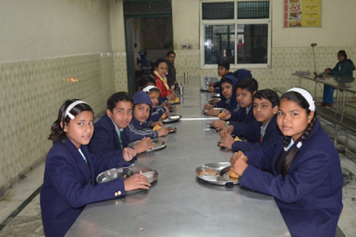 Agra Public School - Dining Room