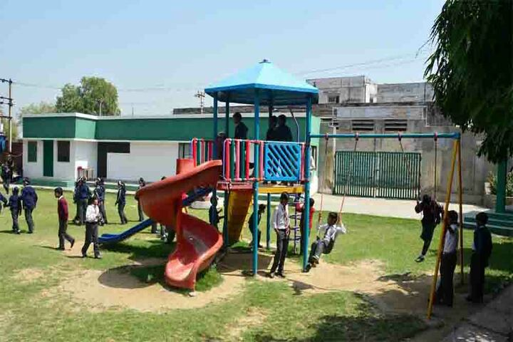 Agra Public School - Kids Play Area
